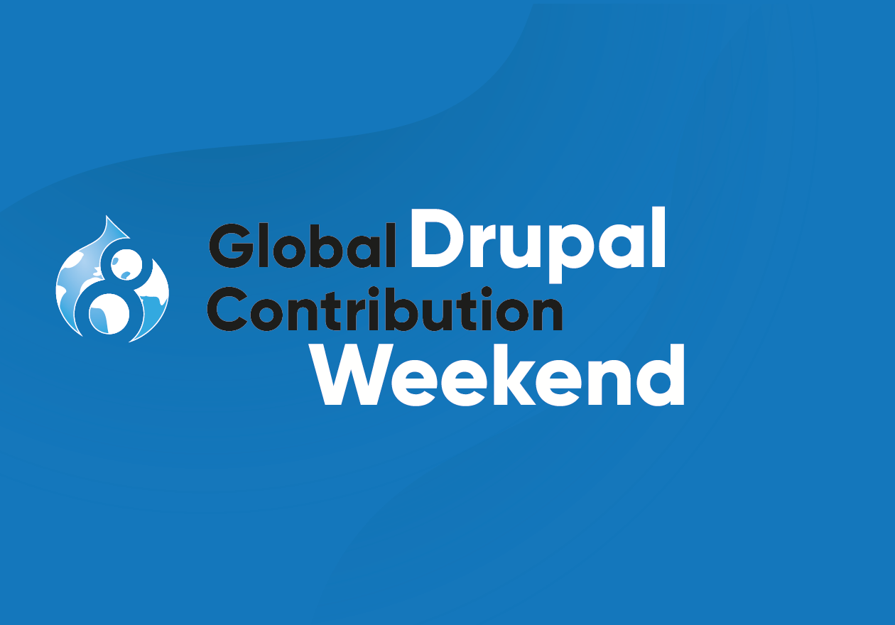 Drupal Global Contribution Weekend Gennaio 2020