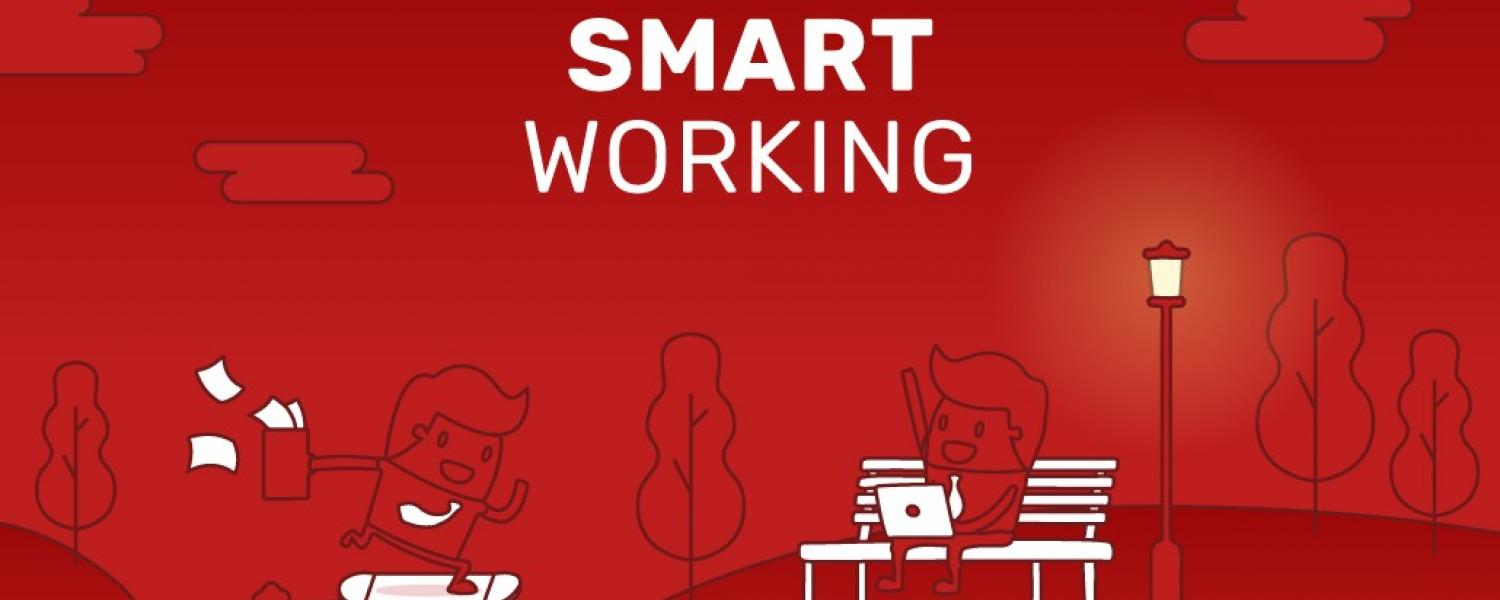 SMART WORKING: Ufficio Everywhere