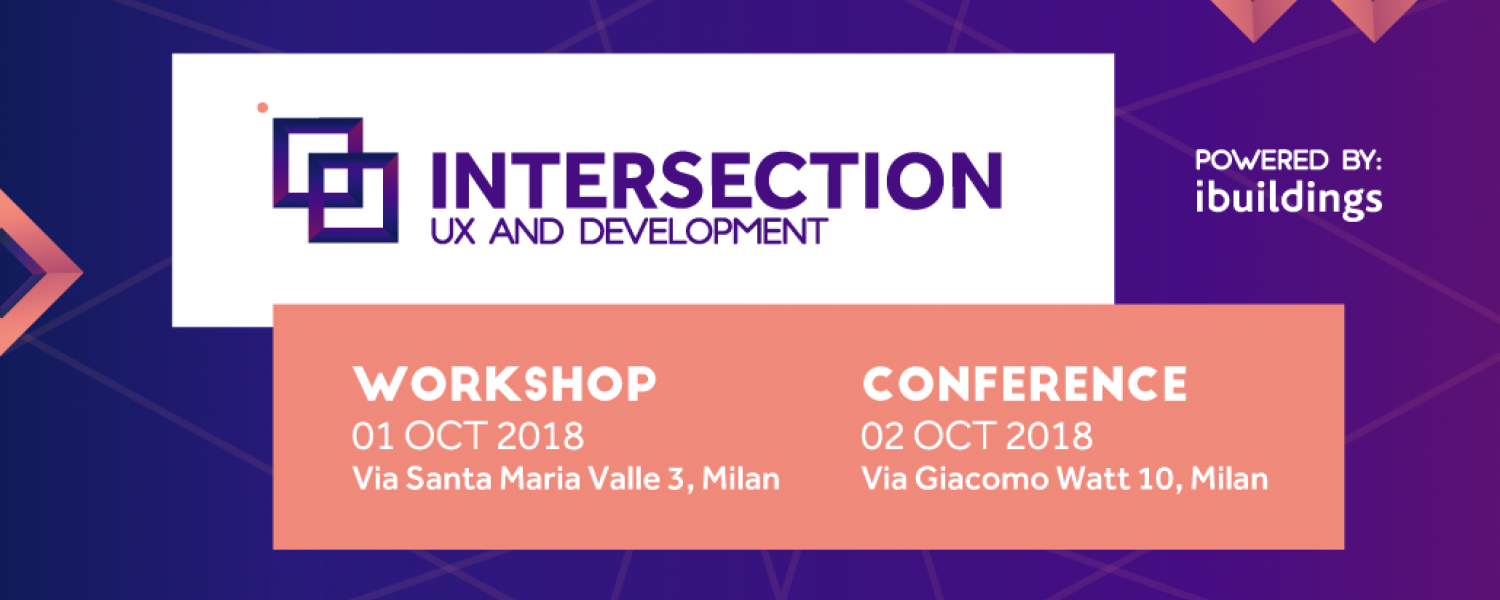 INTERSECTION CONFERENCE, la Conferenza che non c'era