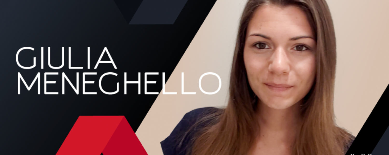 Meet the Team: Giulia Meneghello